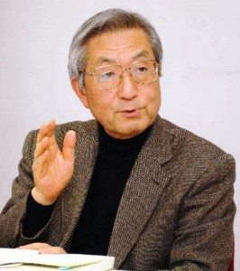 Mr. Yuichiro Nakagawa, Professor of Meiji University