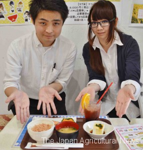 Princess Café currently offers 11 themed set meals (in Toshima ward, Tokyo)