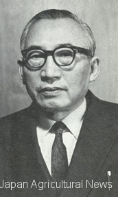 Taiichi Kurokawa (provided by JA Kyosairen)