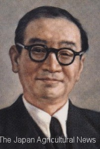 Toyohiko Kagawa (provided by Kagawa Archives & Resource Center)
